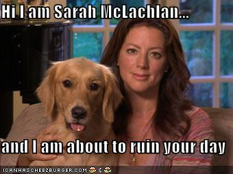 sarah mclachlan spca